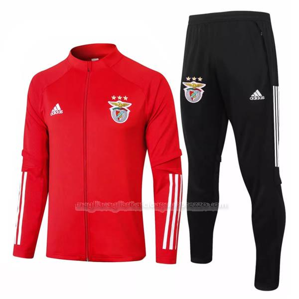 jacket benfica rosso 2020-21