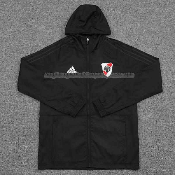 jacket storm river plate nero 2020-21