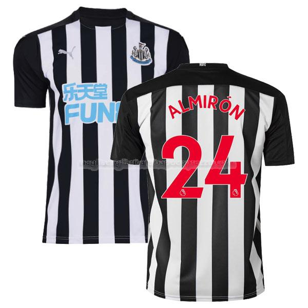 maglia almiron newcastle united gara home 2020-21