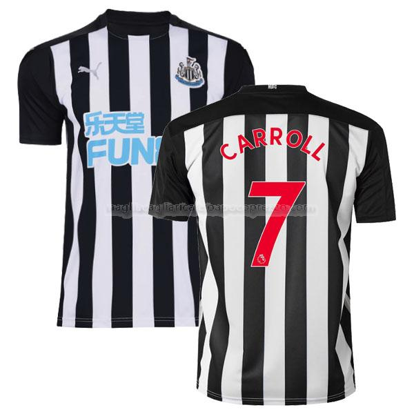 maglia carroll newcastle united gara home 2020-21