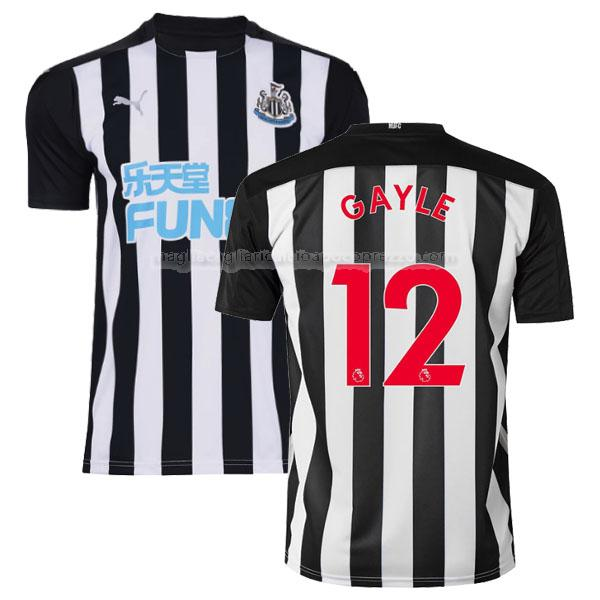 maglia gayle newcastle united gara home 2020-21