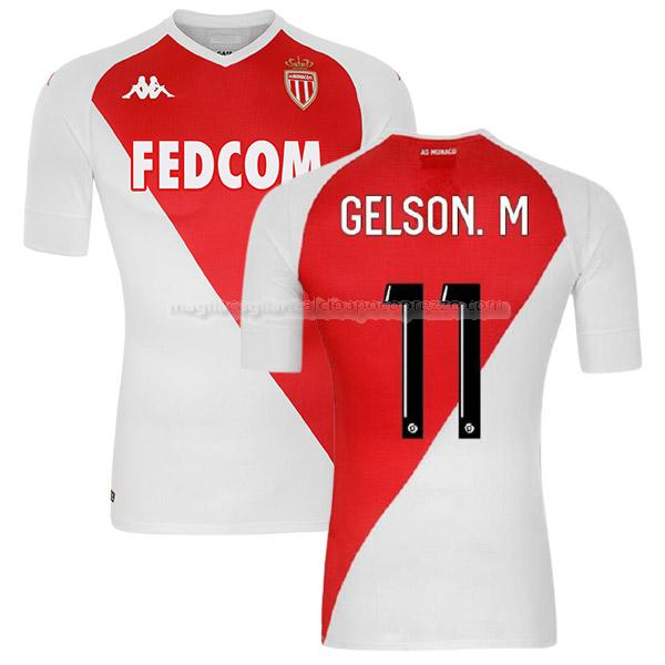 maglia gelson martins as monaco gara home 2020-21