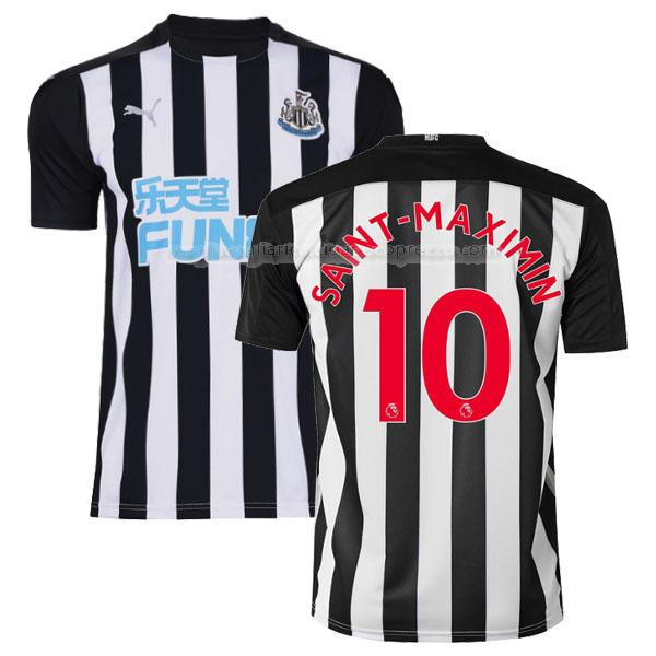 maglia maximin newcastle united gara home 2020-21
