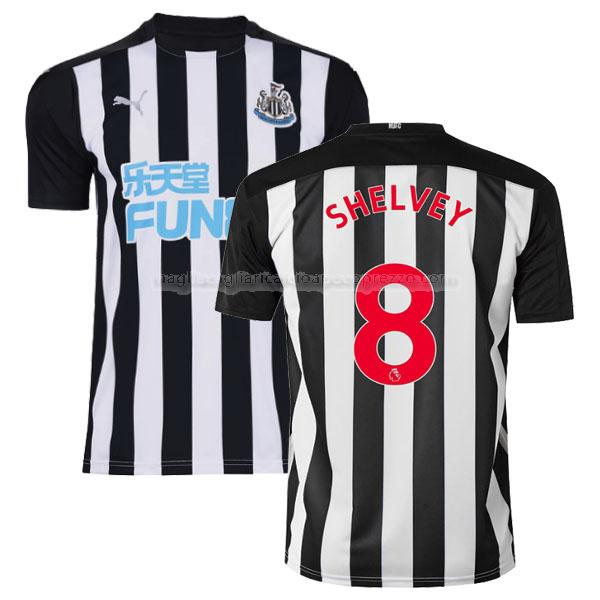 maglia shelvey newcastle united gara home 2020-21