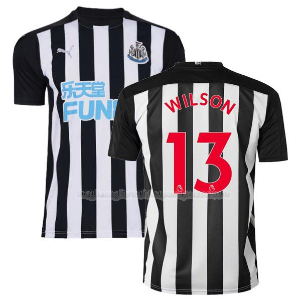 maglia wilson newcastle united gara home 2020-21