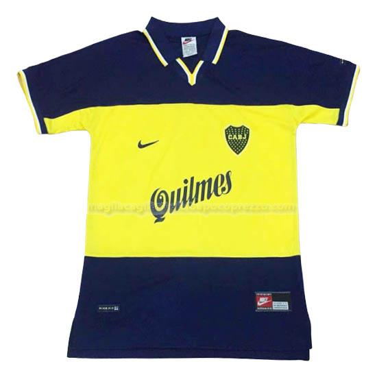 maglie retro boca juniors gara home 1999