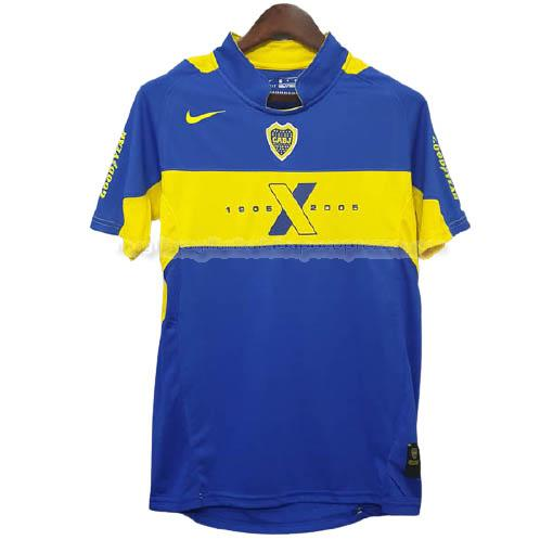 maglie retro boca juniors gara home 2005