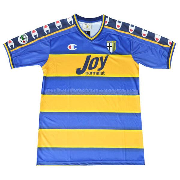 maglie retro parma calcio gara away 2001-2002