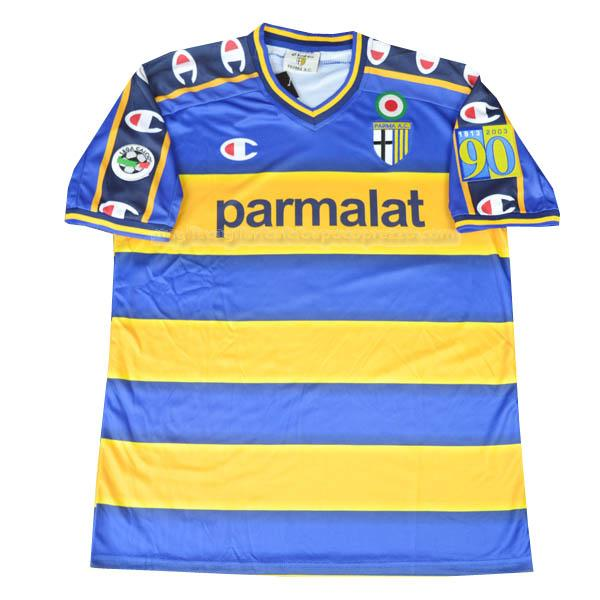 maglie retro parma calcio gara away 2002-2003