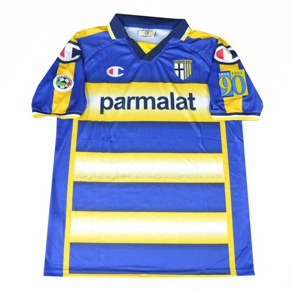 maglie retro parma calcio gara away 2003-2004